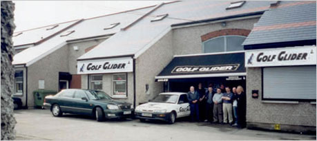 Golf Glider Churchtown